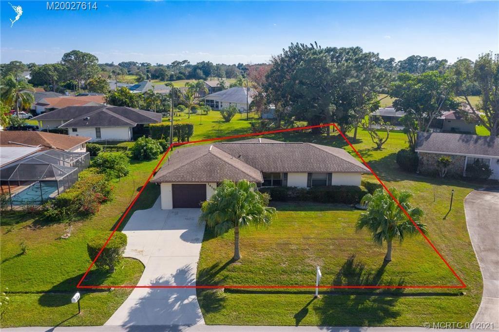 1418 SE Santurce Road, Port Saint Lucie, FL 34952 - MLS#: M20027614