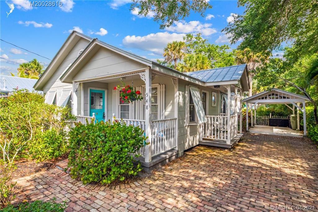 548 SW Halpatiokee Street, Stuart, FL 34994 - #: M20028616