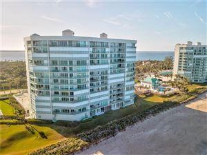 Photo of 8650 S Ocean Drive #302, Hutchinson Island, FL 34957 (MLS # M20013618)