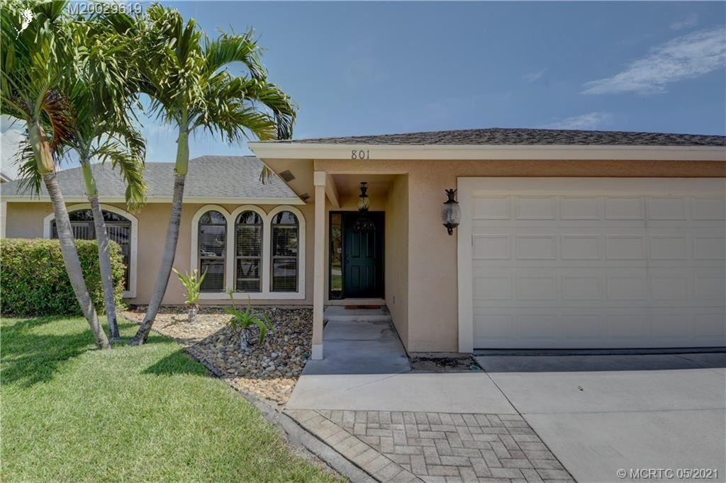 801 NE Zebrina Senda, Jensen Beach, FL 34957 - MLS#: M20029619