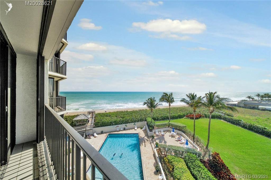 9650 S Ocean Drive #409, Jensen Beach, FL 34957 - MLS#: M20028621