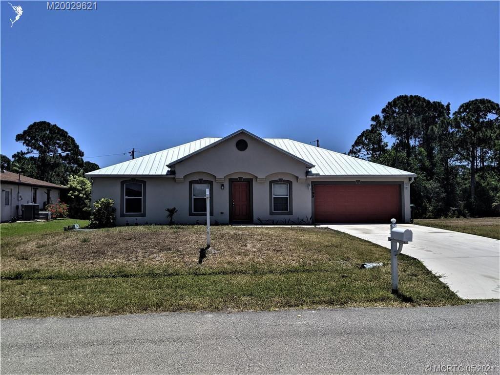 1189 SW Irving Street, Port Saint Lucie, FL 34983 - #: M20029621