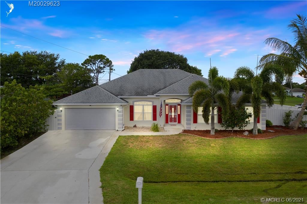 4601 NW Brownell Terrace, Port Saint Lucie, FL 34983 - MLS#: M20029623