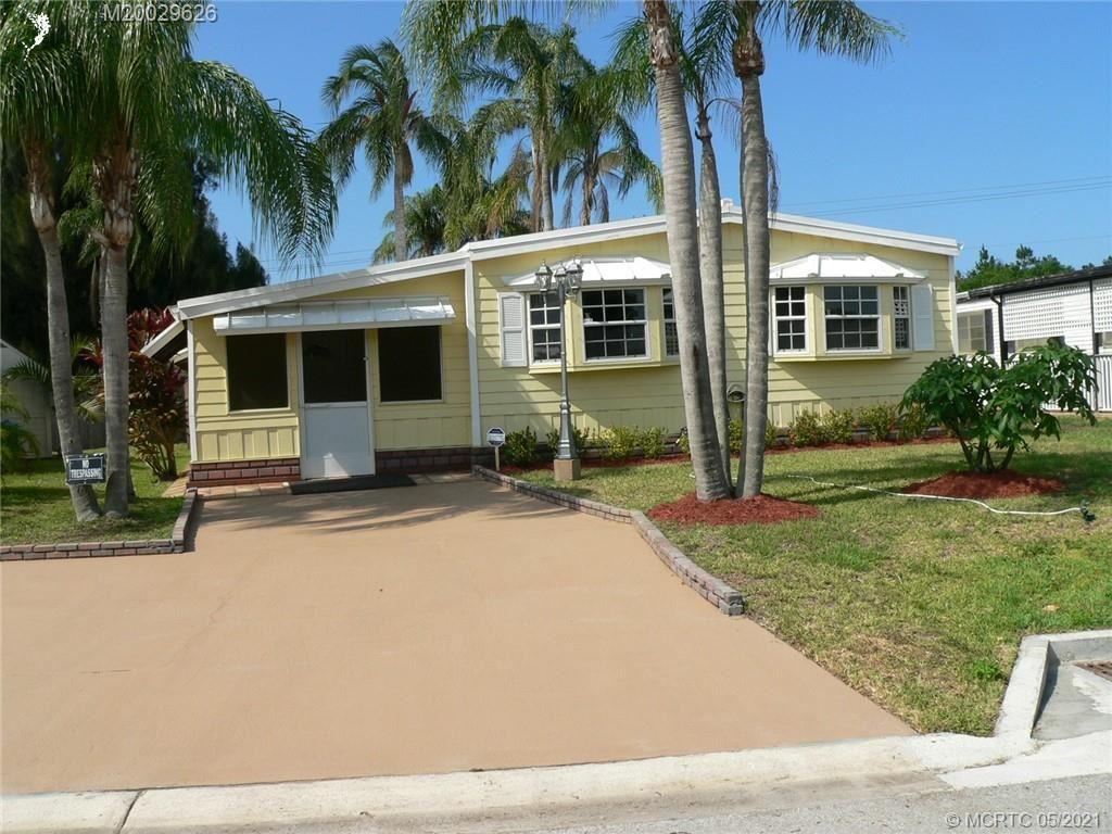 161 SE Riverbend Street, Stuart, FL 34997 - #: M20029626