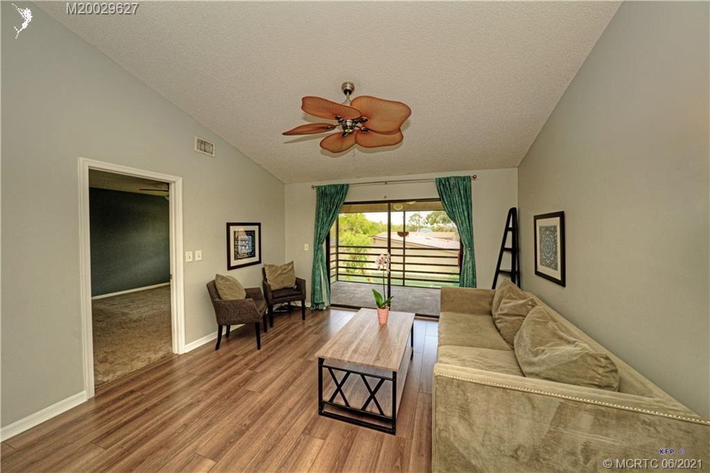 1201 SE Parkview Place #G-13, Stuart, FL 34994 - #: M20029627