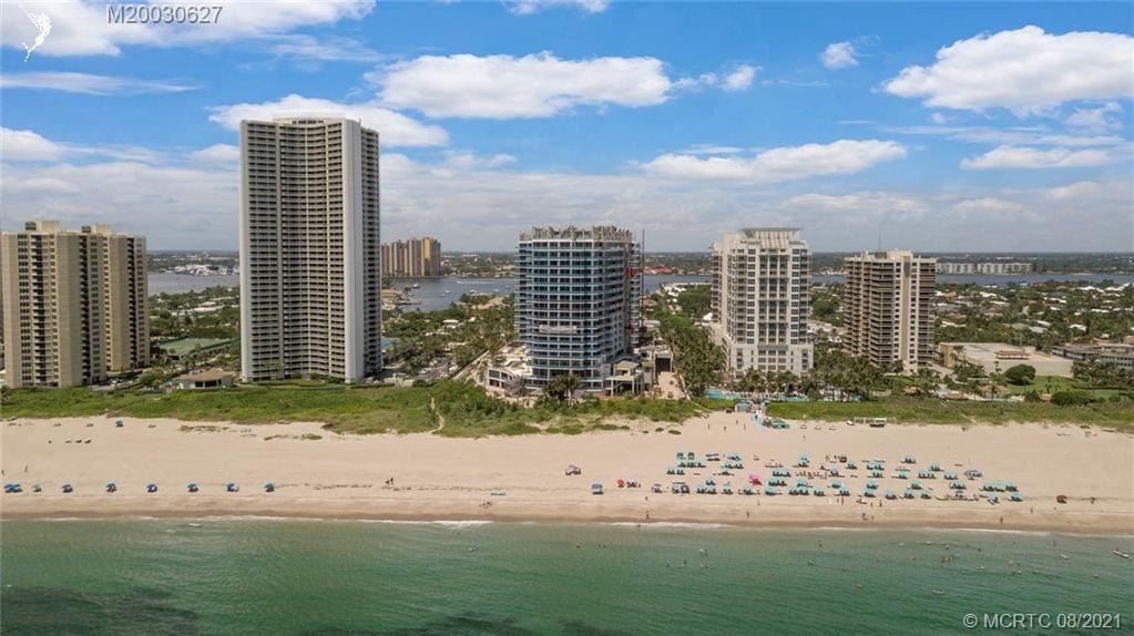 Photo for 3100 N Ocean Drive #1603-P, Singer Island, FL 33404 (MLS # M20030627)