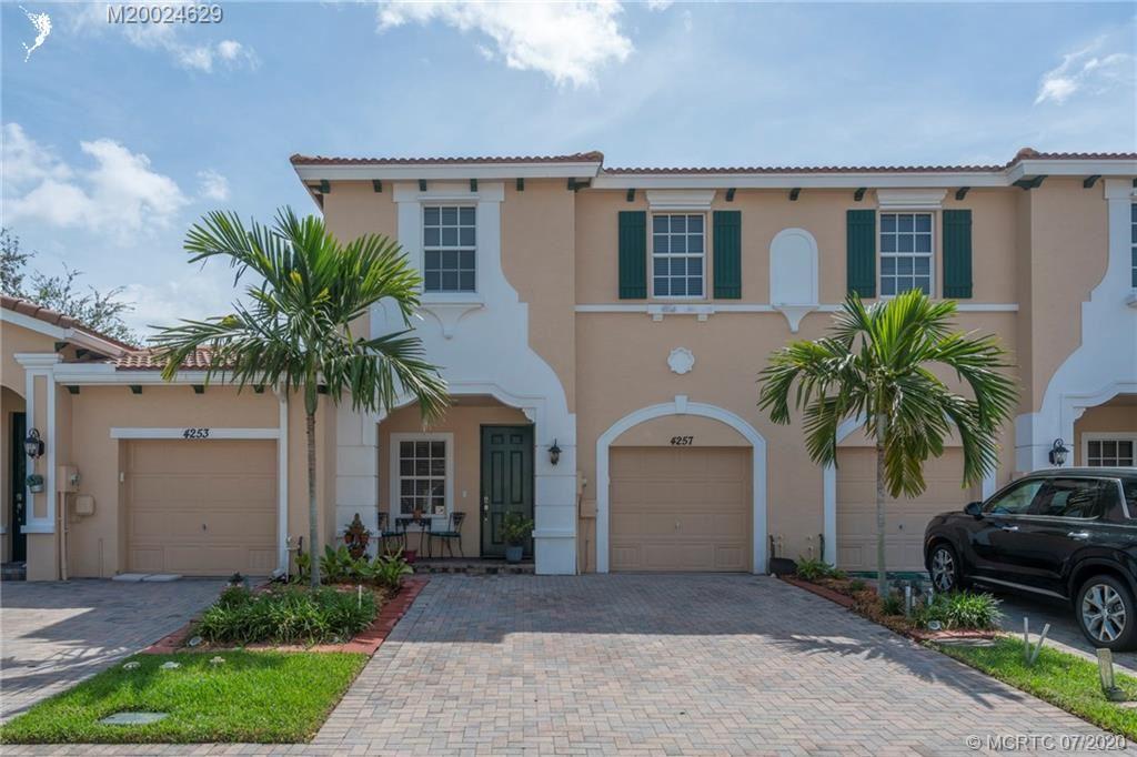 4257 SW Pine Cove Court, Stuart, FL 34997 - #: M20024629