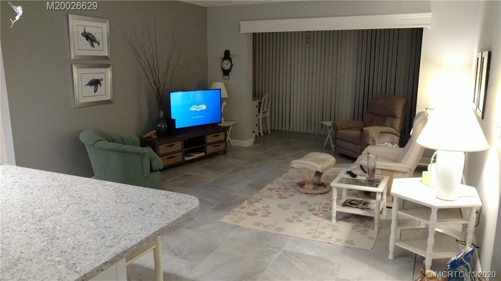 Photo of 4484 NE Ocean Boulevard #B2, Jensen Beach, FL 34957 (MLS # M20026629)