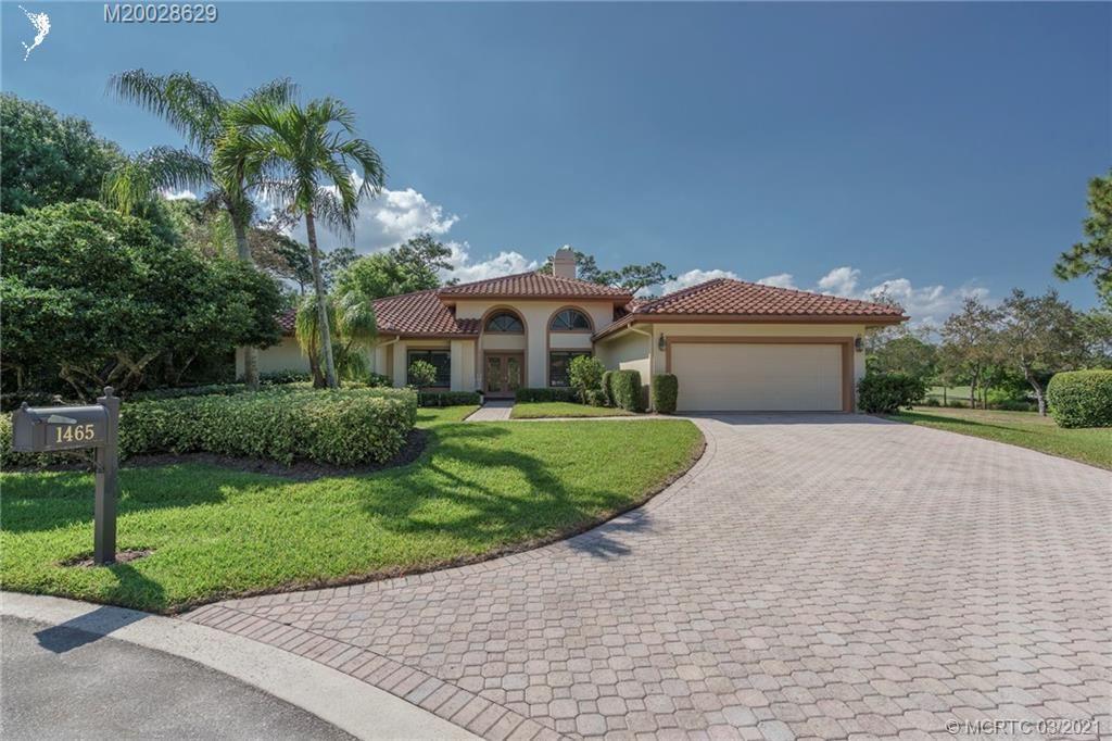 1465 NW Sweet Bay Circle, Palm City, FL 34990 - #: M20028629