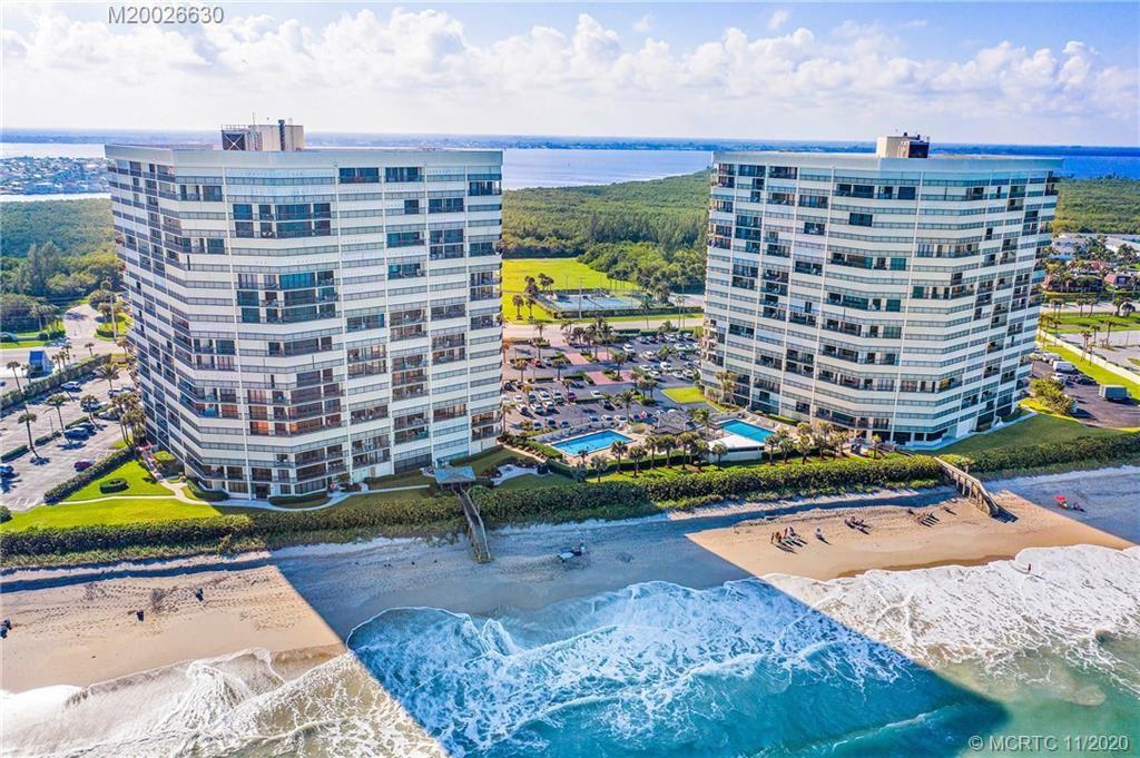 Photo of 9550 S Ocean Drive #1602, Jensen Beach, FL 34957 (MLS # M20026630)