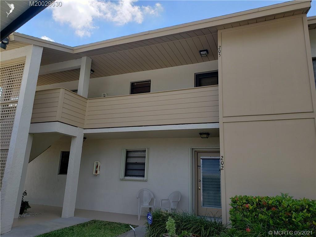 3071 SE Aster Lane #205, Stuart, FL 34994 - #: M20029630