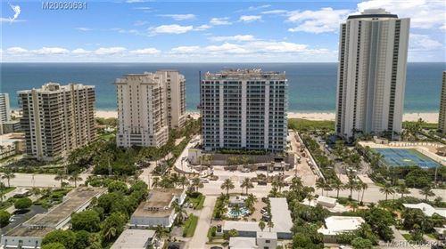 Tiny photo for 3100 N Ocean Drive #P-1205, Singer Island, FL 33404 (MLS # M20030631)