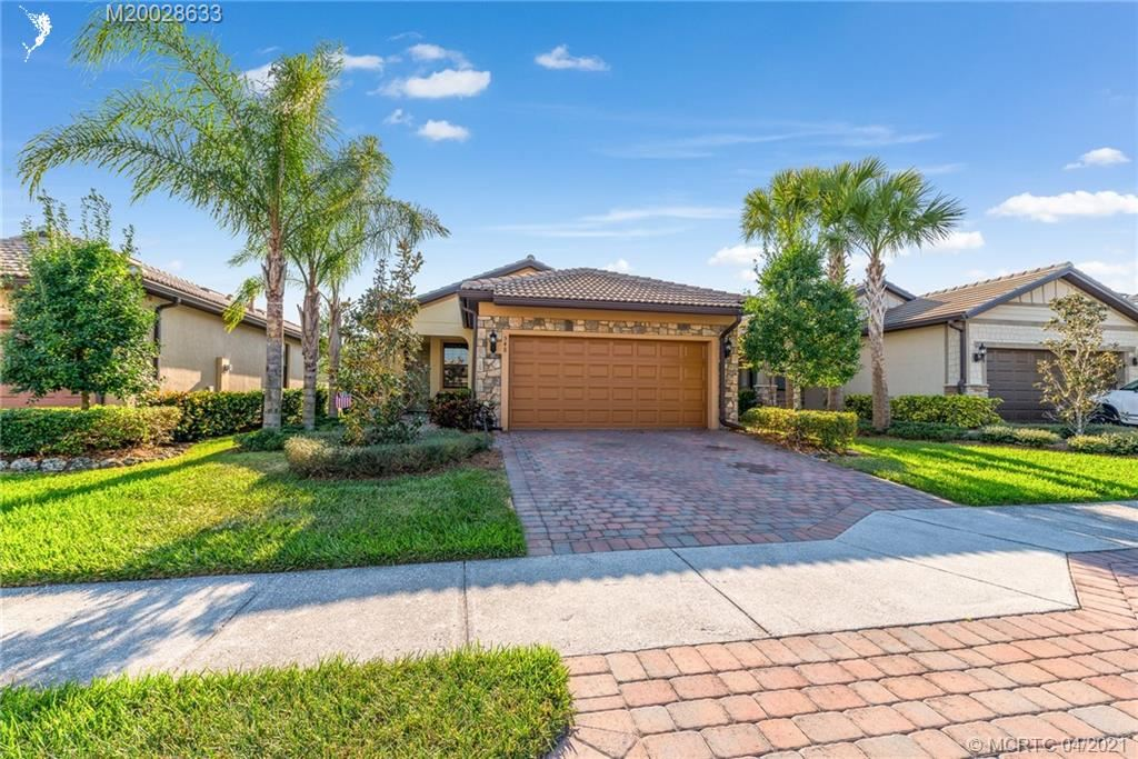 548 SE Monet Drive, Port Saint Lucie, FL 34984 - #: M20028633