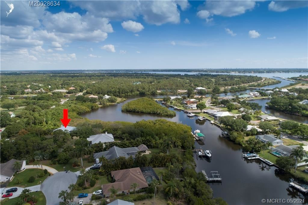 3091 SW Harbour Bluff Place, Palm City, FL 34990 - #: M20028634