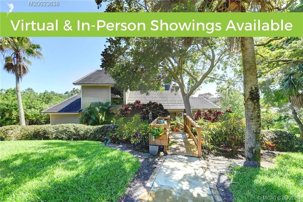 3860 NE Sugarhill Avenue, Jensen Beach, FL 34957 - #: M20023638