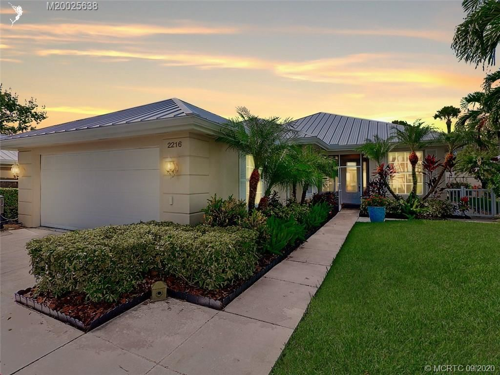 2216 SW Mayflower Drive, Palm City, FL 34990 - #: M20025638