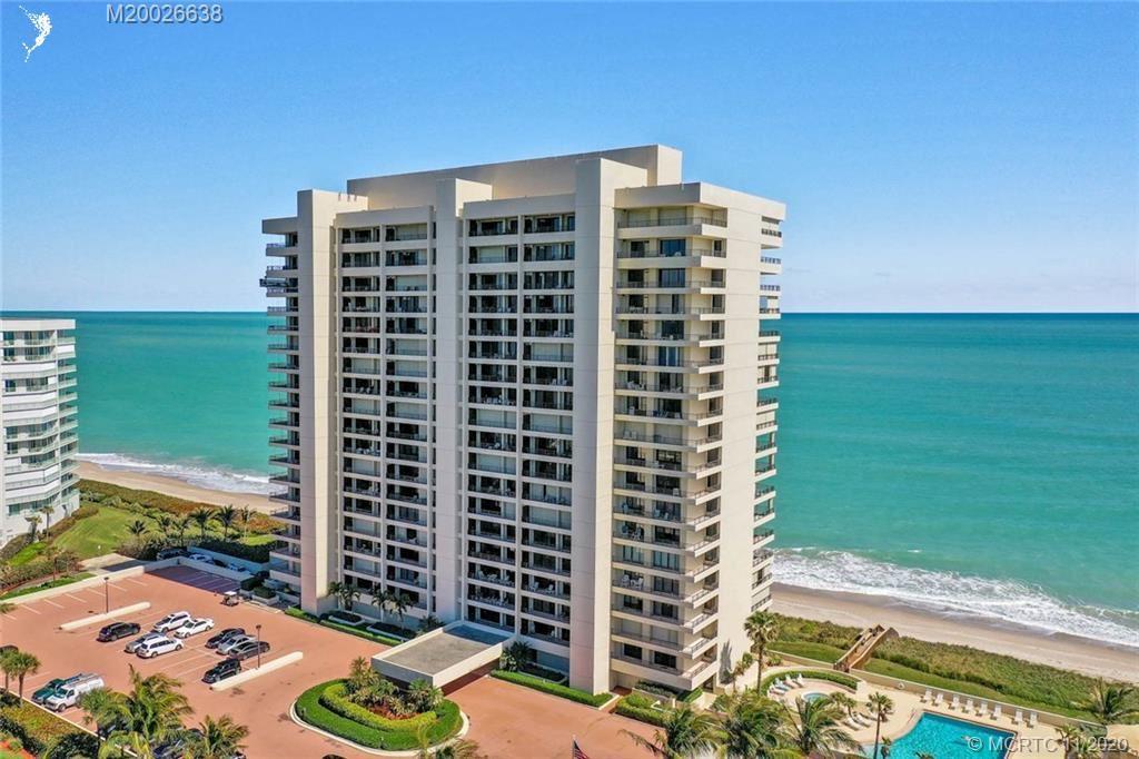 Photo of 8750 S Ocean Drive #733, Jensen Beach, FL 34957 (MLS # M20026638)