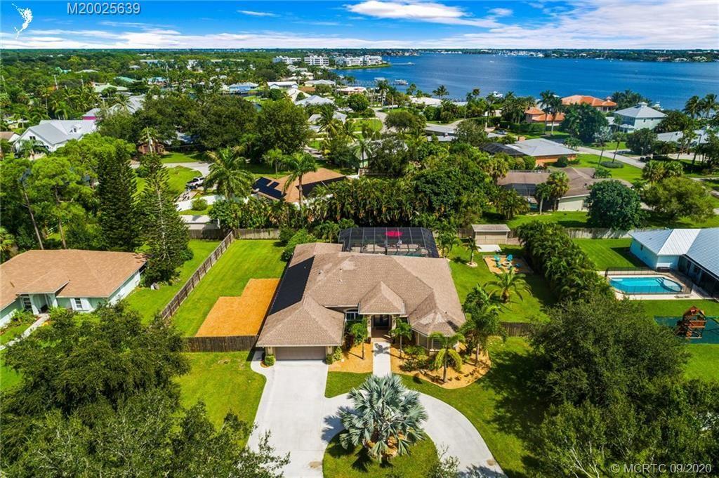 1069 SW Rio Vista Way, Palm City, FL 34990 - #: M20025639