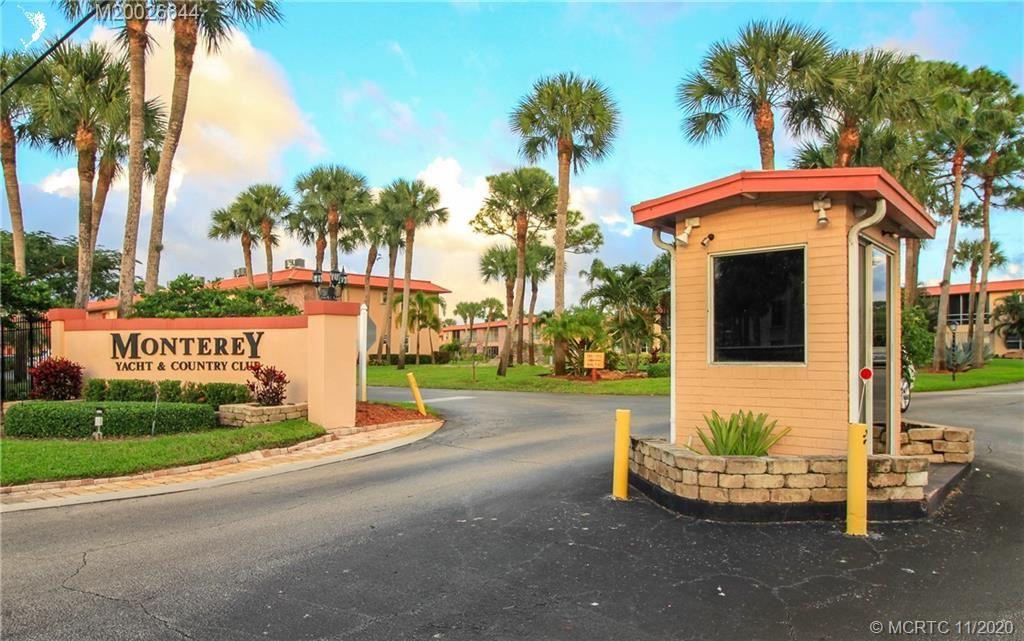 1977 SW Palm City Road #40-A, Stuart, FL 34994 - #: M20026644