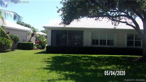 Tiny photo for 1790 SW Willowbend Lane, Palm City, FL 34990 (MLS # M20023649)