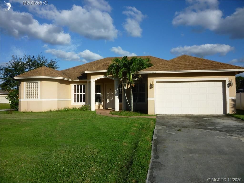 2001 SE Parrot Street, Port Saint Lucie, FL 34952 - #: M20026652