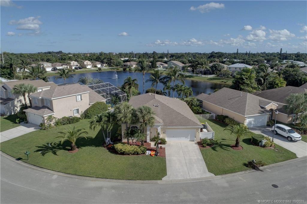 4668 SE Winter Haven Court, Stuart, FL 34997 - #: M20031652