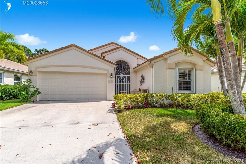 3162 SE Brierwood Place, Stuart, FL 34997 - MLS#: M20028653