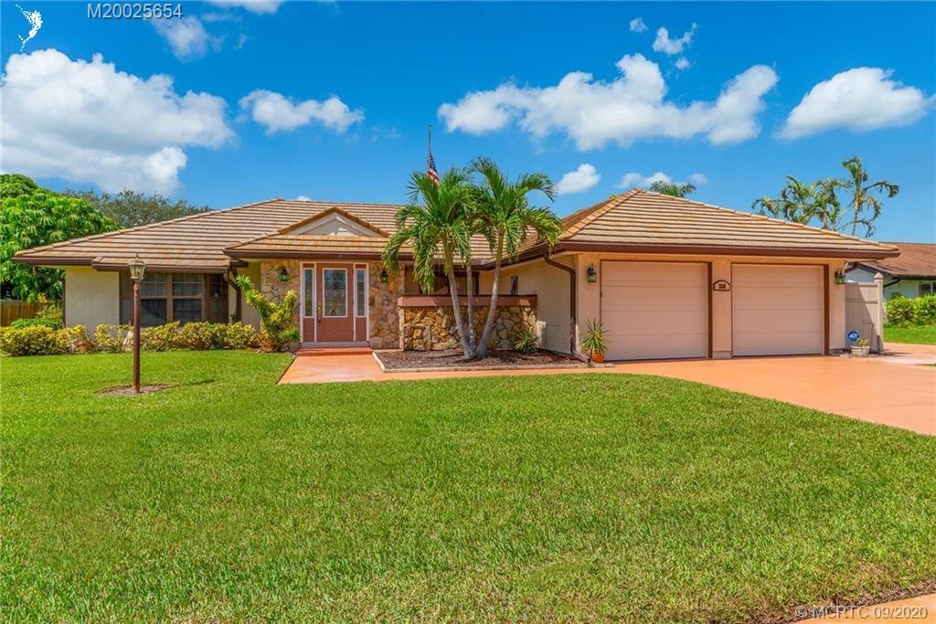 2516 SE Gowin Drive, Port Saint Lucie, FL 34952 - #: M20025654