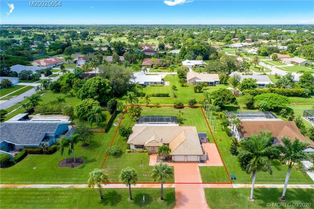 Photo of 2516 SE Gowin Drive, Port Saint Lucie, FL 34952 (MLS # M20025654)