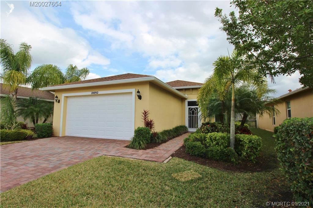 10092 SW Oak Tree Circle, Port Saint Lucie, FL 34987 - MLS#: M20027654