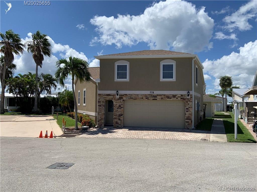778 Nettles Boulevard, Jensen Beach, FL 34957 - #: M20025655