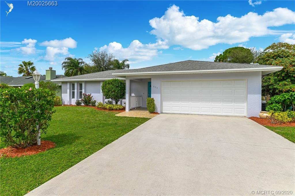 627 NE Maranta Terrado, Jensen Beach, FL 34957 - #: M20025663