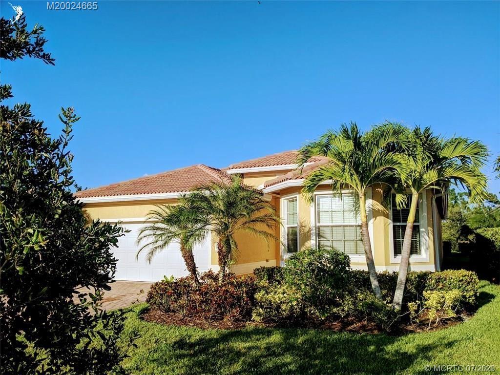 4189 NW Burr Oak Court, Jensen Beach, FL 34957 - #: M20024665