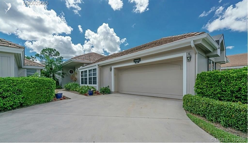 2237 NW Seagrass Drive, Palm City, FL 34990 - MLS#: M20025665