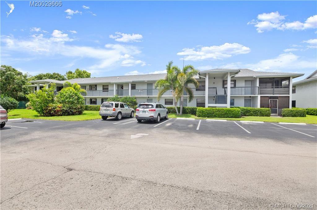 1210 SE Parkview Place #E-4, Stuart, FL 34994 - #: M20029666
