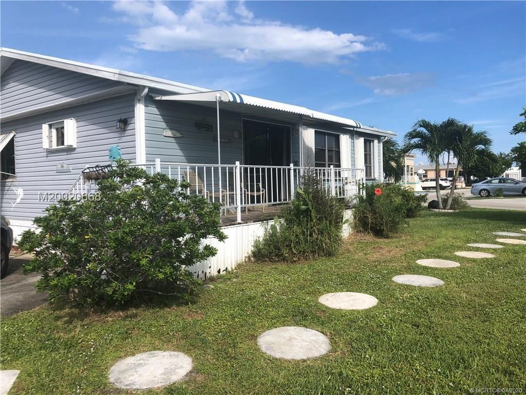 10851 S Ocean Drive #32, Jensen Beach, FL 34957 - #: M20020668