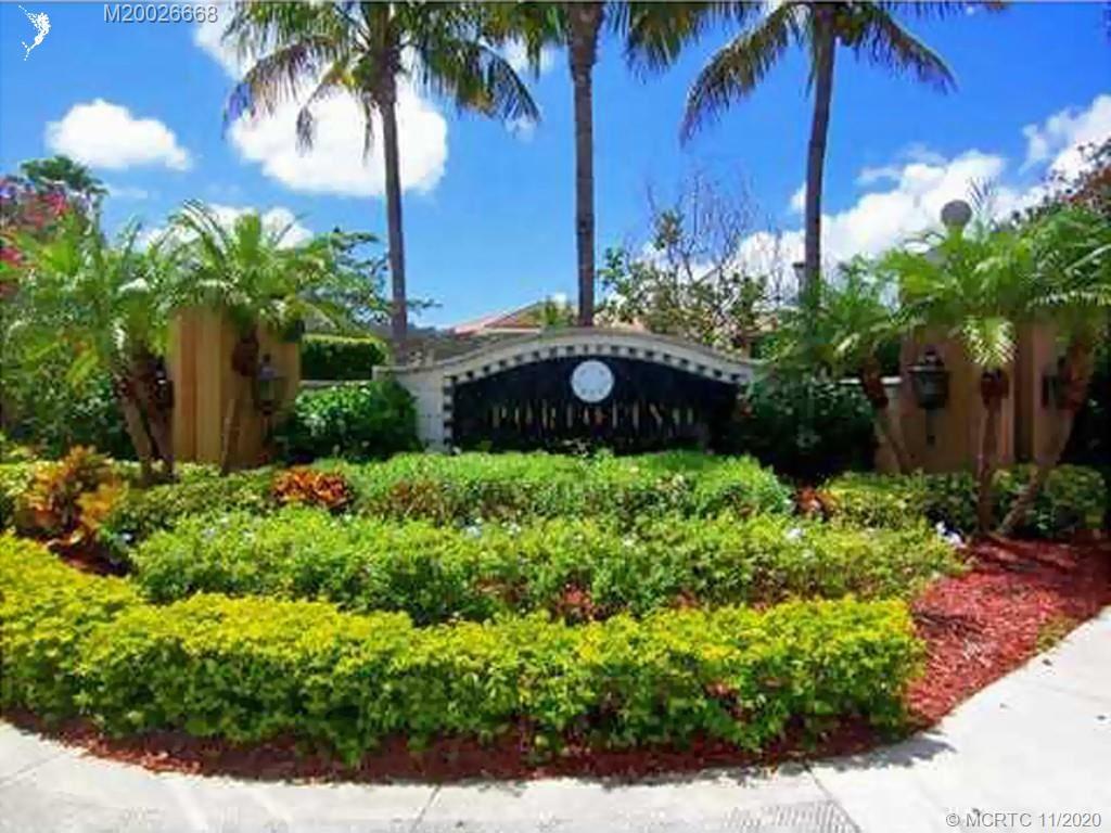 3626 NW Adriatic Lane #109, Jensen Beach, FL 34957 - #: M20026668