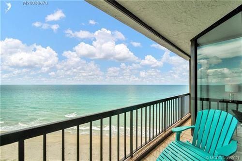 Photo of 8800 S Ocean Drive #1403PH, Jensen Beach, FL 34957 (MLS # M20030670)