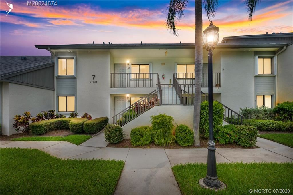 2091 NW 21st Terrace #7-105, Stuart, FL 34994 - #: M20024674
