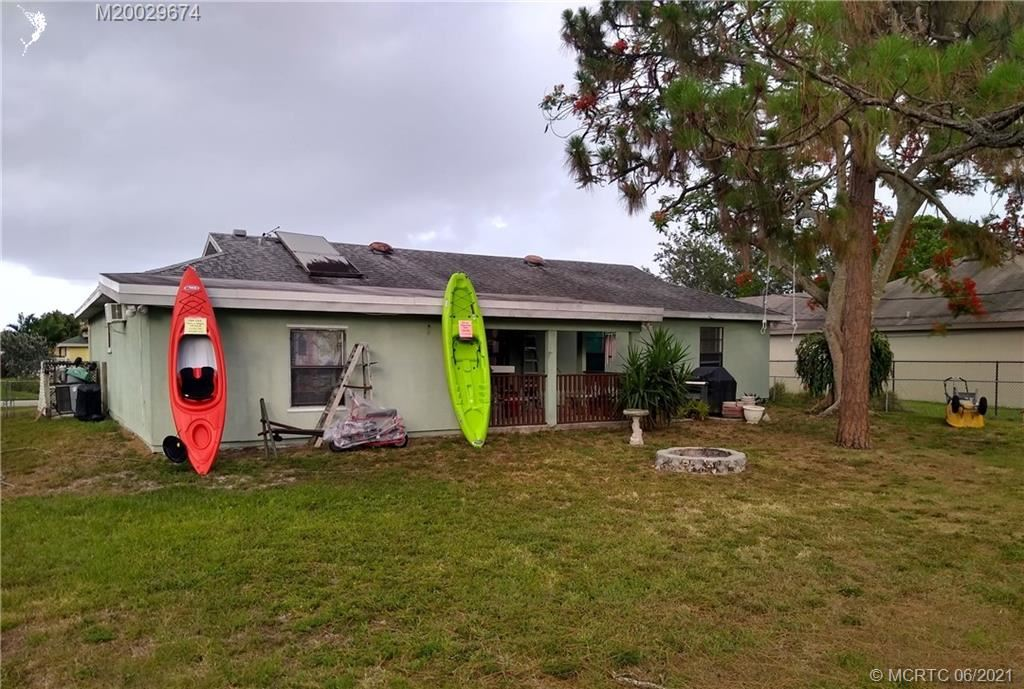 766 NW Rainbow St Street, Port Saint Lucie, FL 34983 - MLS#: M20029674