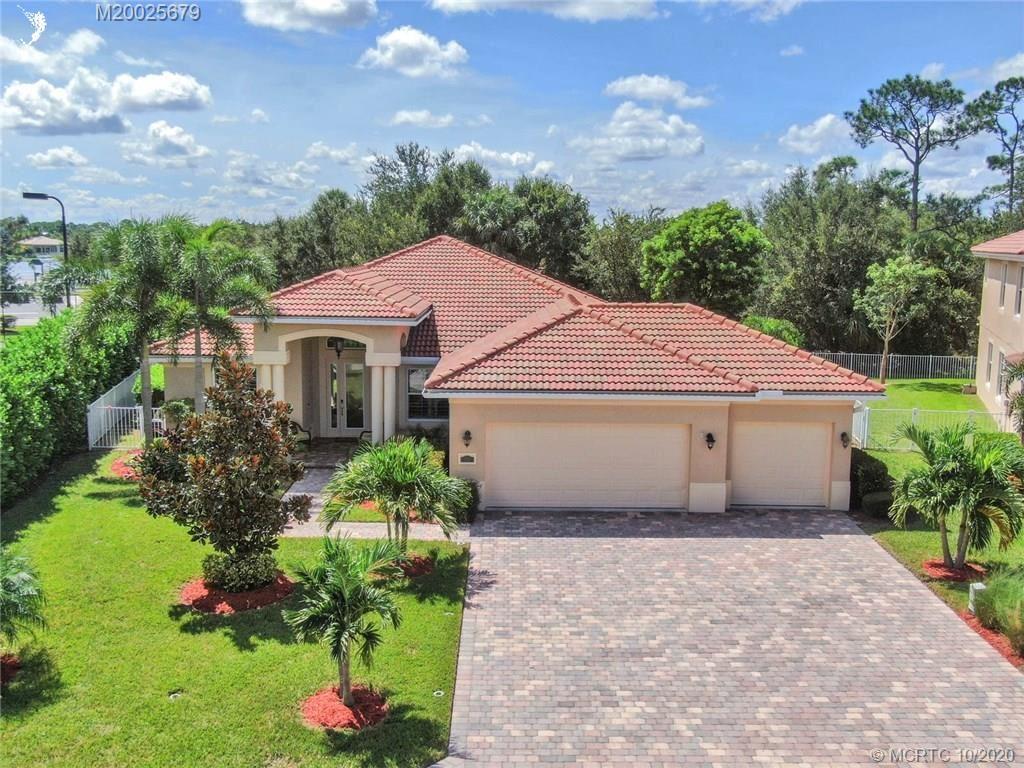 1110 SE Conference Circle, Stuart, FL 34997 - #: M20025679