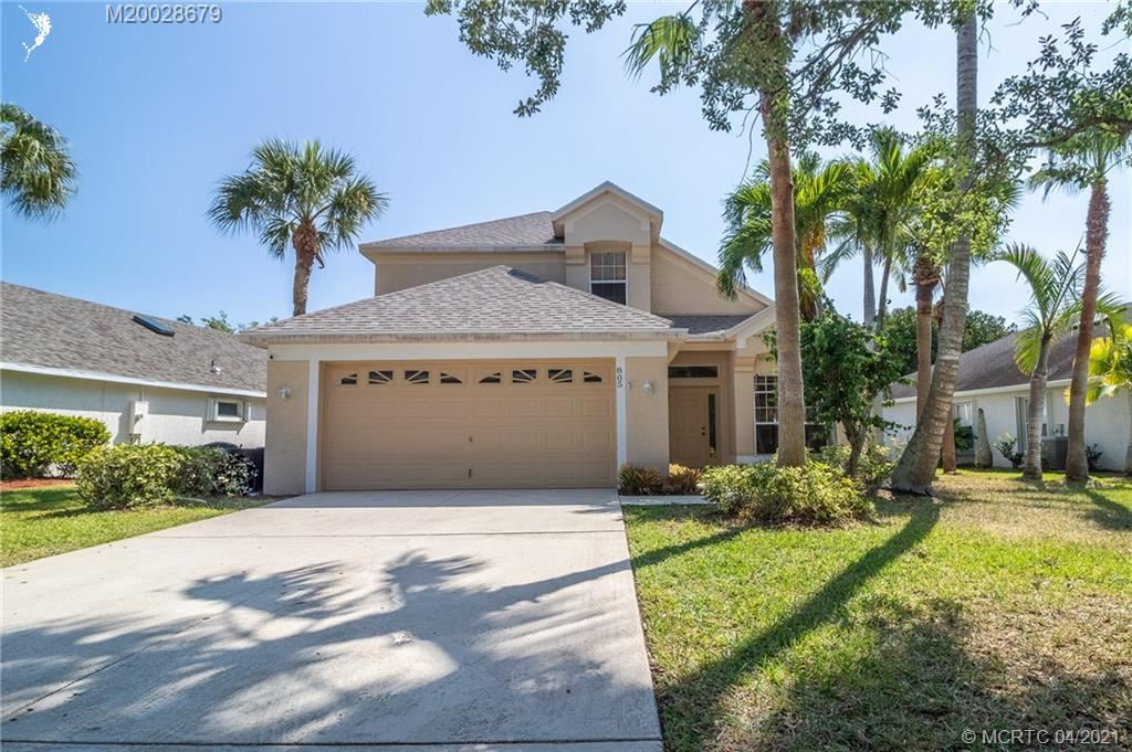 805 NW Waterlily Place, Jensen Beach, FL 34957 - #: M20028679