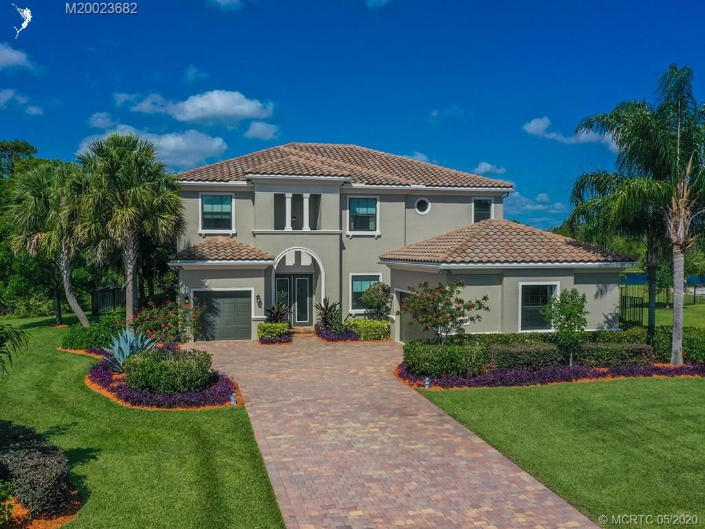 Photo of 6400 SW Key Deer Lane, Palm City, FL 34990 (MLS # M20023682)