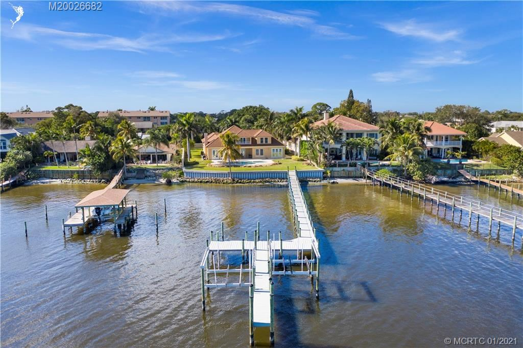 Photo of 915 SE St Lucie Boulevard, Stuart, FL 34996 (MLS # M20026682)