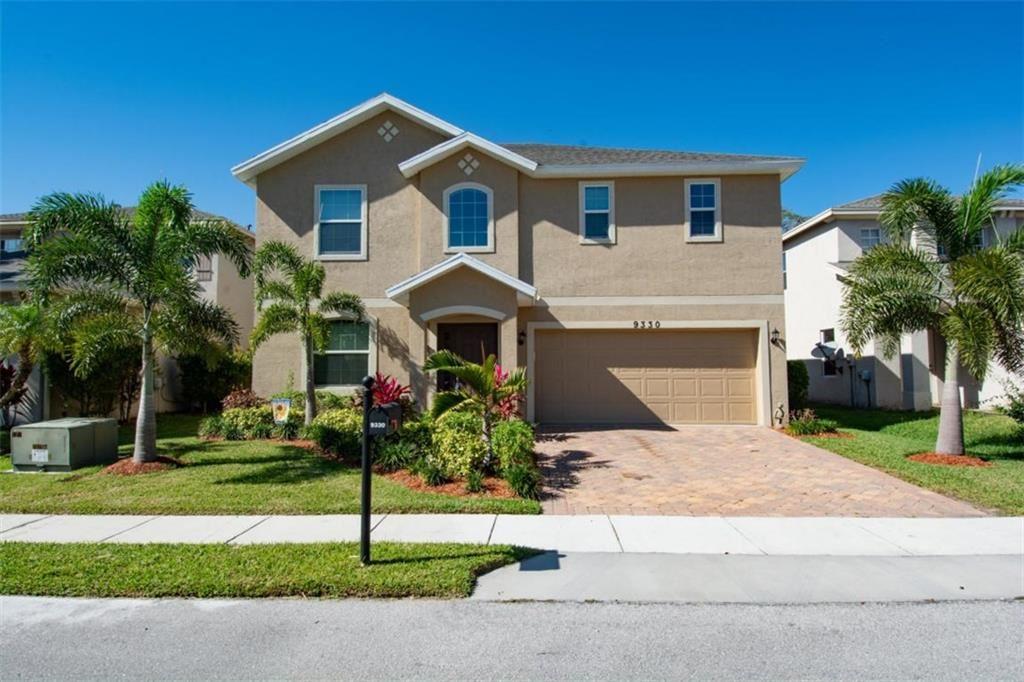 Photo of 9330 Treasure Coast Street, Fort Pierce, FL 34945 (MLS # M20022684)