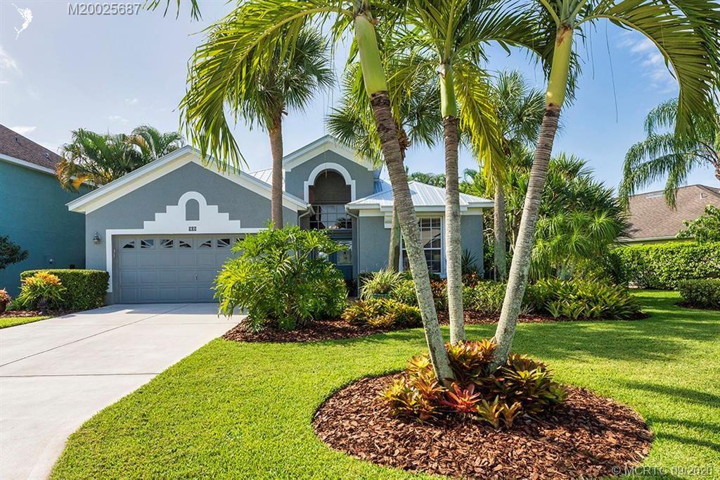 909 NW Waterlily Place, Jensen Beach, FL 34957 - #: M20025687