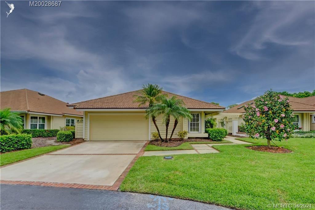 7060 SE Winged Foot Drive SE, Stuart, FL 34997 - MLS#: M20028687