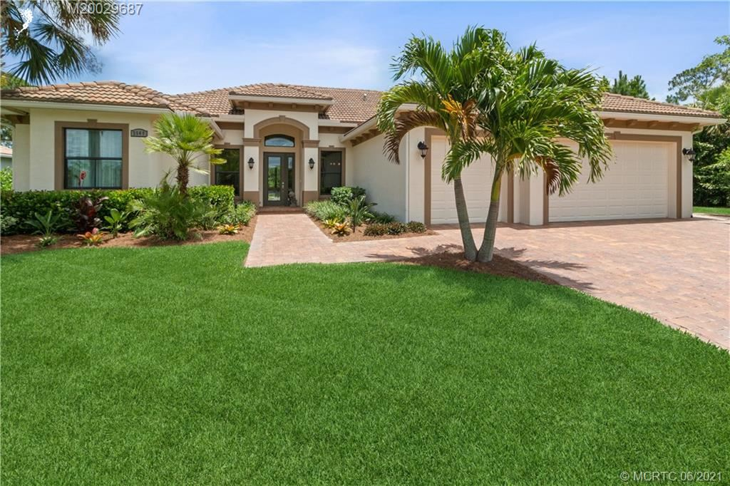 3549 SW Westover Court, Palm City, FL 34990 - #: M20029687