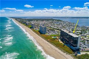 Photo of 10410 S Ocean Drive #201, Jensen Beach, FL 34957 (MLS # M20016688)