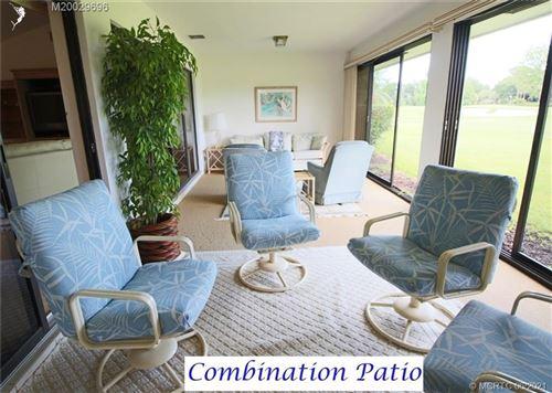 Photo of 1543 SW Troon Circle, Palm City, FL 34990 (MLS # M20029696)